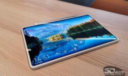 Новая статья: Первый взгляд на Huawei MatePad Pro: самый мощный Android-планшет в мире
