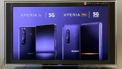Фото Новая статья: Первый взгляд на Sony Xperia 1 II и Sony Xperia Pro: японцы не сдаются