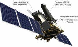 Обсерватория «Спектр-РГ» выполнила обзор четверти всего неба