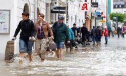 Огромная плотина может защитить Европу от затопления