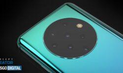 OPPO проектирует смартфон с 7-компонентной камерой
