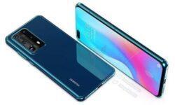Пентакамера и 10-кратный оптический зум: смартфон Huawei P40 Pro на новых рендерах
