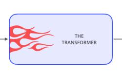 [Перевод] Transformer в картинках