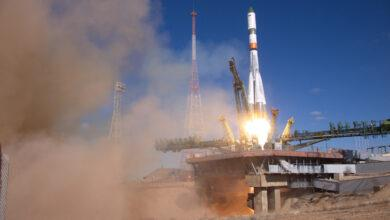 Фото Первый пилотируемый запуск на ракете «Союз-2.1а» намечен на апрель