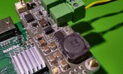 PIndastrial shield — модуль питания и интерфейса RS-485 для Raspberry PI