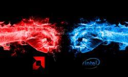Популярность мобильных процессоров AMD растёт впятеро быстрее десктопных