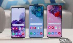 Samsung представила лихую тройку флагманов Galaxy S20