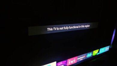 Фото Samsung удалённо блокирует свои «серые» Smart TV в России