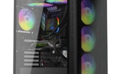 SilentiumPC Armis AR6X TG: ПК-корпуса с пятью вентиляторами