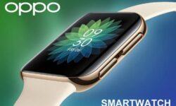 Смарт-часы OPPO с загнутым экраном показались на официальном изображении