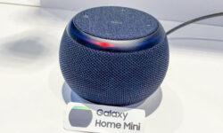 Смарт-динамик Samsung Galaxy Home Mini поступит в продажу в текущем месяце