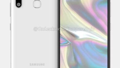 Фото Смартфон Samsung Galaxy A70e получит экран Infinity-V и тройную камеру