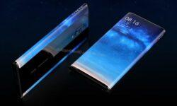 Смартфон Xiaomi Mi MIX 4 с дисплеем-обёрткой предстал на концепт-рендерах
