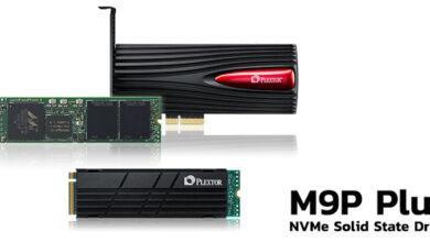Фото SSD-накопители Plextor M9P Plus представлены в трёх вариантах исполнения