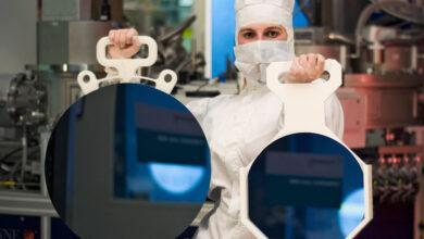 Фото Свыше половины кремниевых пластин в мире потребляют пять полупроводниковых компаний