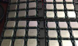 Тестовые образцы процессоров Comet Lake-S уже можно купить в Китае