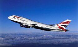 Ураган в помощь: Boeing 747 установил рекорд трансатлантического перелёта по скорости