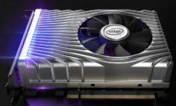 В семействе Intel Arctic Sound будут видеокарты с уровнем TDP до 500 Вт