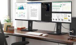 ViewSonic VG2456: монитор с диагональю 23,8″ для рабочих пространств