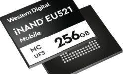 Western Digital iNAND MC EU521: модули памяти UFS 3.1 для 5G-смартфонов