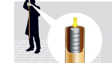 Фото Закон Фарадея или как магнит застревает в медной трубе