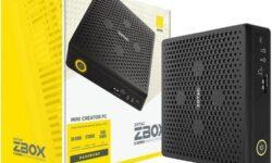 Zotac Magnus EN52060V: производительный компактный ПК с начинкой от ноутбука