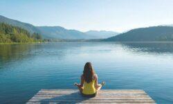 10 минут ежедневного пребывания на природе помогают снизить тревогу и беспокойство