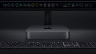 Фото Apple удвоила объём накопителя в базовом Mac mini