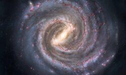 Астрономы обнаружили конец галактики Млечный Путь и она больше, чем мы думали