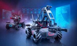 DJI выпустила свою вторую программируемую игрушку-танк — RoboMaster EP