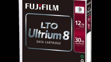 Фото Для записи данных Fujitsu вернёт популярность магнитным лентам
