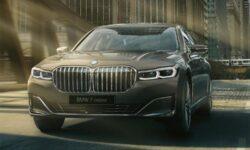Флагманский седан BMW 7 Series станет электрокаром