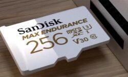 Гарантия на microSD-карты SanDisk Max Endurance достигает 15 лет