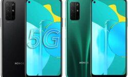 Honor 30S — мощный смартфон с 5G, продвинутой камерой и ценой от $340