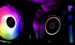 ID-Cooling ZoomFlow 360X/240X ARGB: жидкостное охлаждение с эффектной подсветкой
