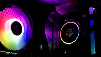 Фото ID-Cooling ZoomFlow 360X/240X ARGB: жидкостное охлаждение с эффектной подсветкой