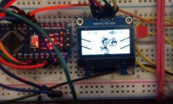 Игра «Ну, погоди!» на Arduino