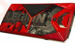 Игровой смартфон Lenovo Legion получит два порта USB Type-С
