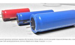 Китайцы разработали силовые конденсаторы, которые могут изменить представление об электротранспорте