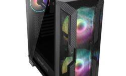 Компьютерный корпус Abkoncore H600X поможет создать игровую систему