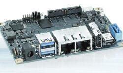 Kontron pITX-APL V2.0: одноплатный компьютер с чипом Intel Apollo Lake и двумя портами GbE
