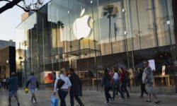 Коронавирус: Apple закрывает все свои магазины за пределами Китая до 27 марта