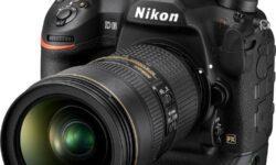 Коронавирус: Nikon задерживает камеру D6 из-за отсутствия деталей