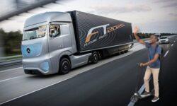 Mercedes-Benz сосредоточится на разработке электромобилей и автономных грузовиков