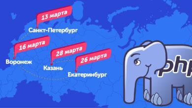 Фото Митапы PHP-сообществ в марте: Питер, Воронеж, Екатеринбург, Казань