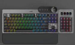 Mountain Everest: необычная игровая клавиатура с модульной конструкцией