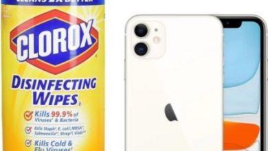 Фото На фоне коронавируса Apple подтвердила, что iPhone можно обрабатывать дезинфицирующим средством