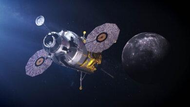 Фото NASA отказалось от запуска окололунной станции Gateway перед высадкой на Луну в 2024 году