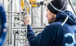 Немцы строят опытную установку для преобразования углекислого газа из атмосферы в твёрдый углерод