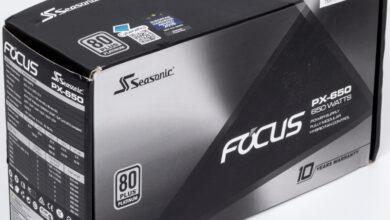 Фото Новая статья: Обзор блока питания Seasonic FOCUS PX-650 (SSR-650PX): молчание — платина